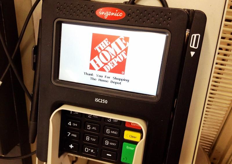 Home depot credit card login pay bill online account