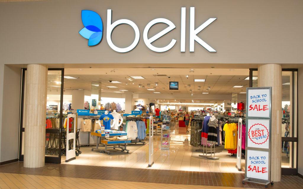 Belk credit card payment login