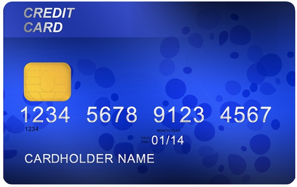 Credit cards numbers