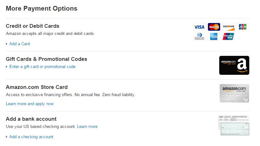 amazon payment options photo - 1