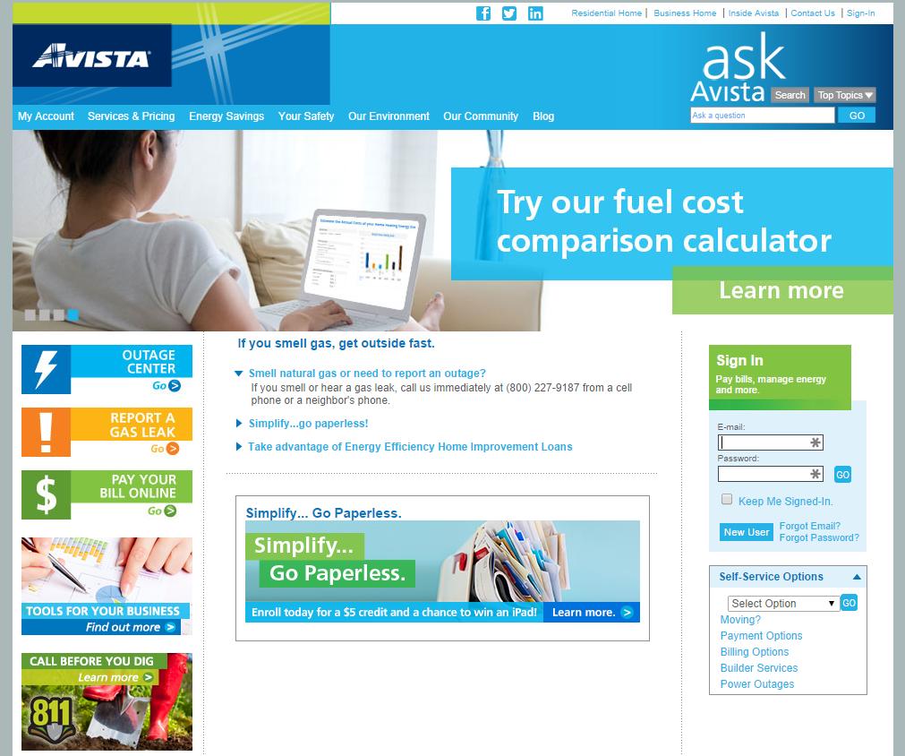 avista payment photo - 1