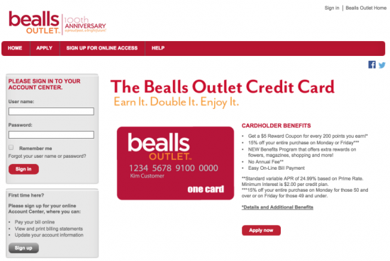 bealls outlet payment photo - 1
