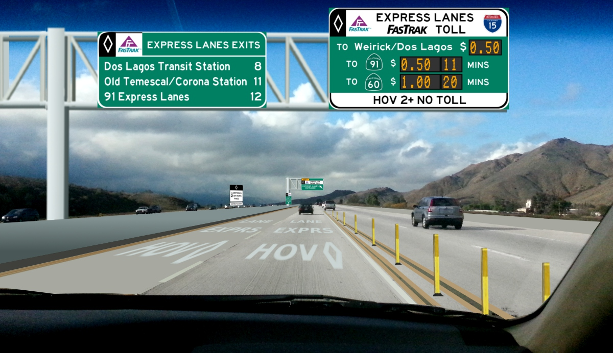 california toll roads payment photo - 1
