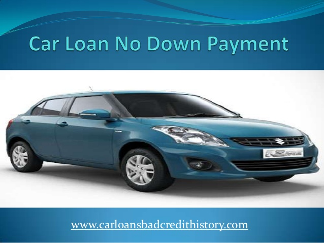 car loan down payment photo - 1