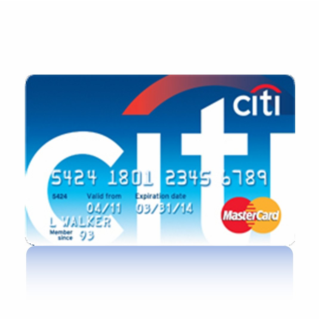 citi mastercard payment photo - 1