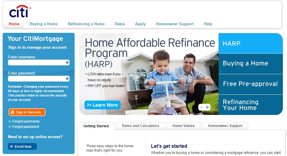 citimortgage online payment photo - 1