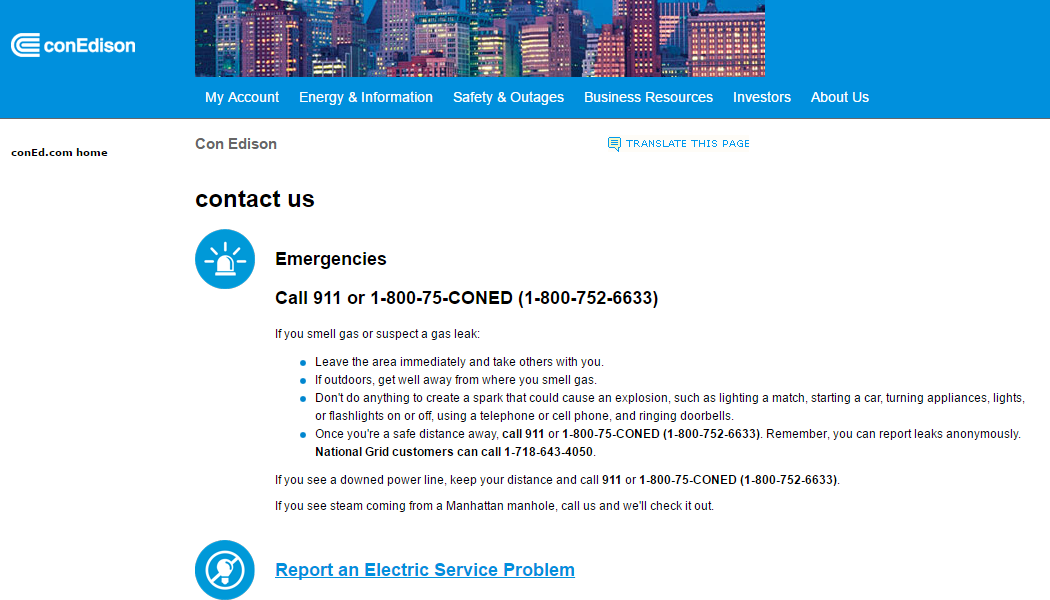 con edison payment by phone photo - 1