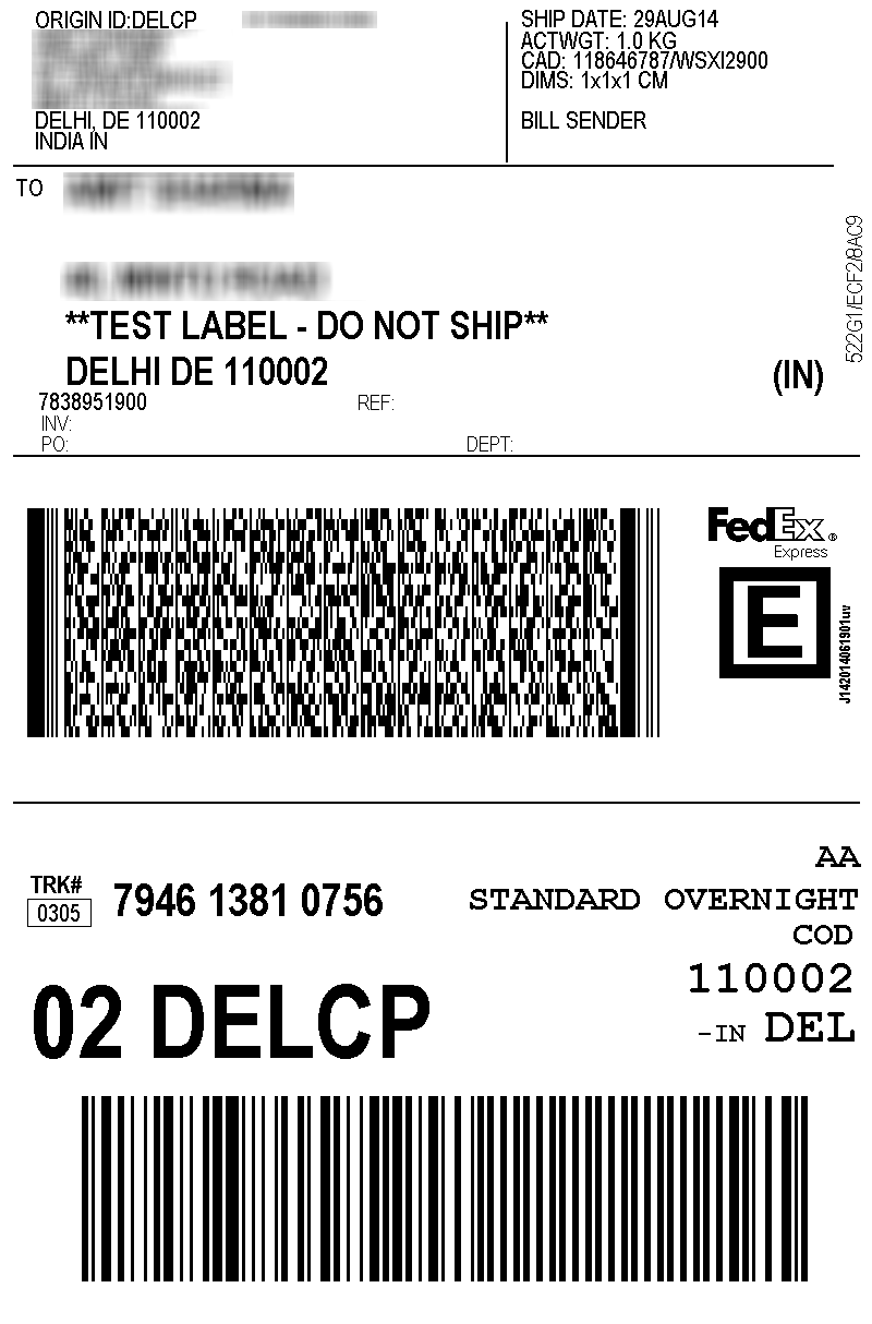 dhl my payment photo - 1