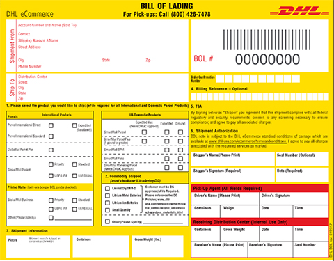 dhl payment us photo - 1