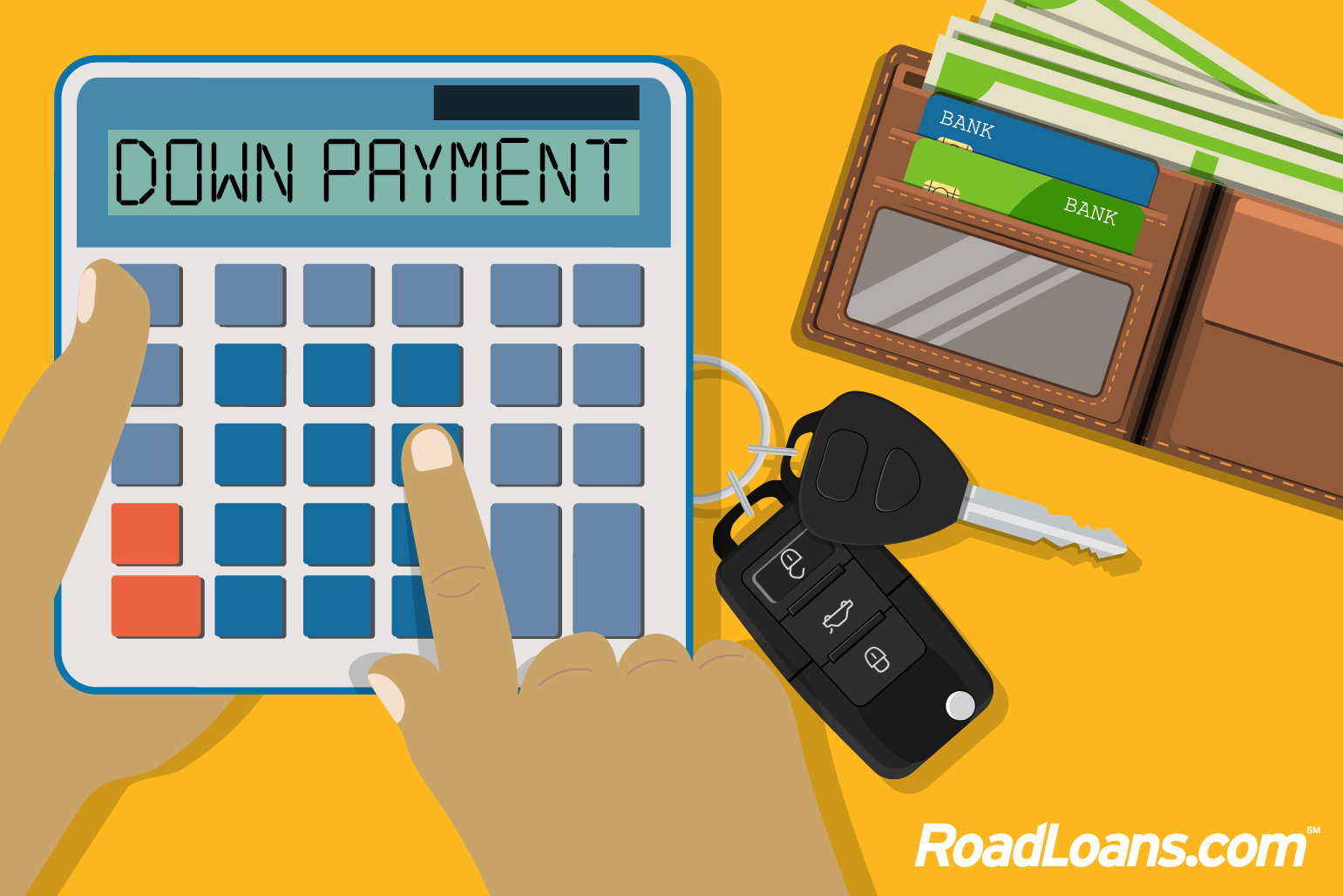 down payment car photo - 1