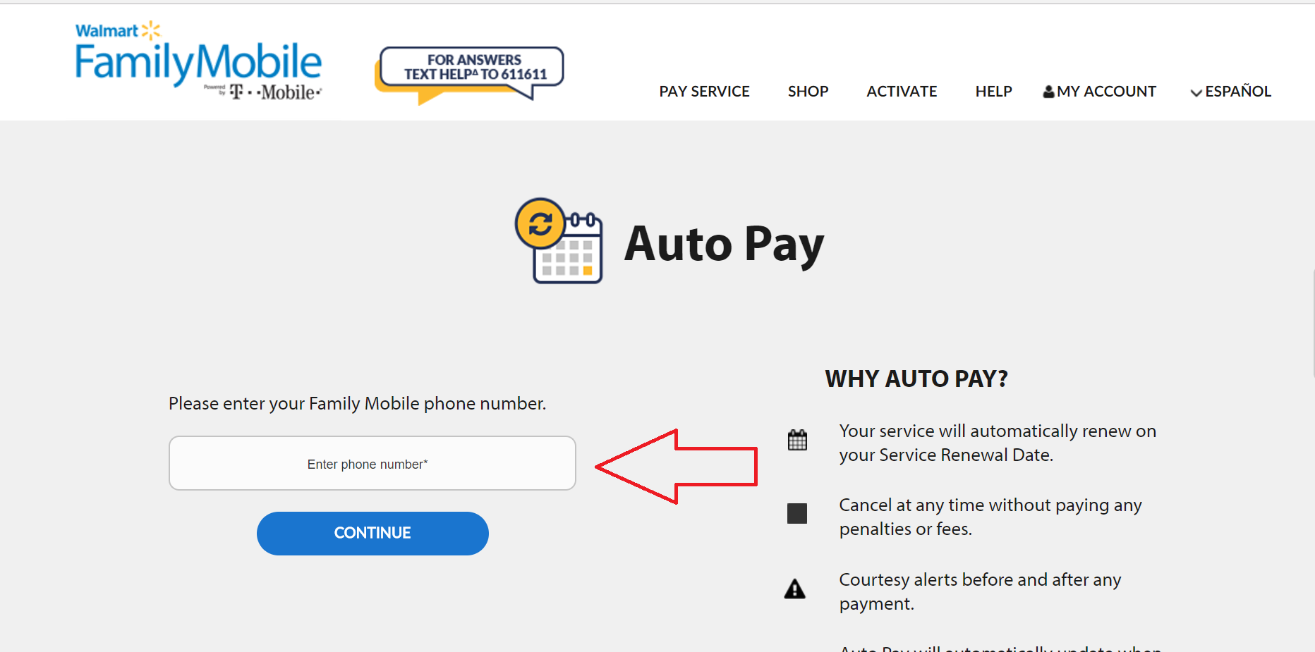 family mobile payment photo - 1