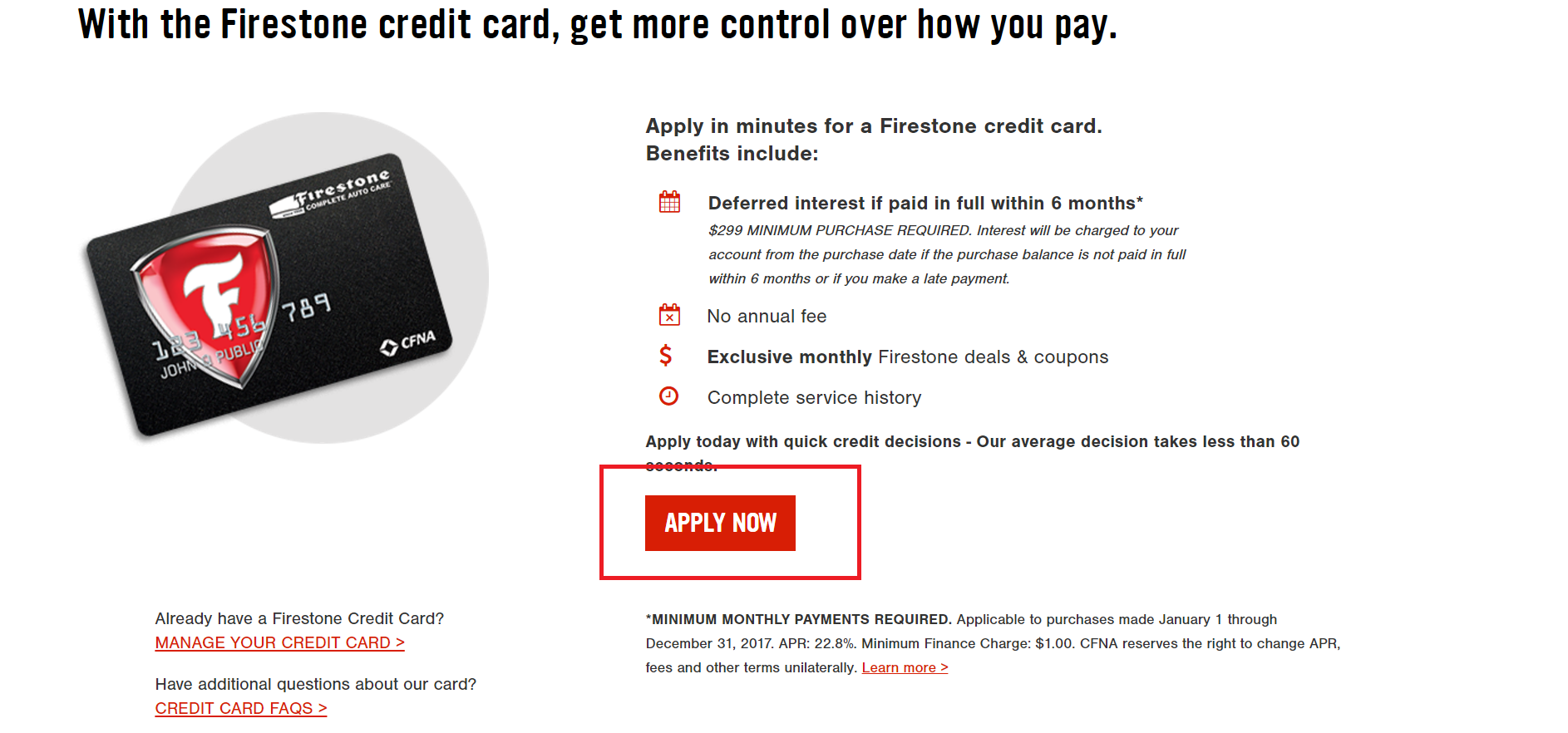 firestone online payment photo - 1