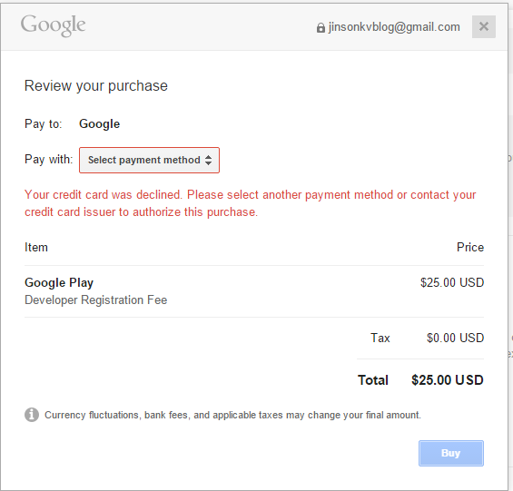 google play payment method declined photo - 1