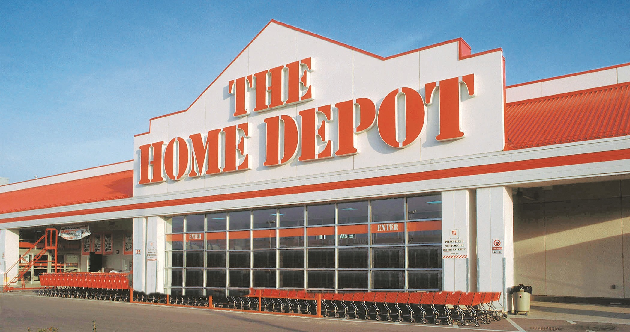 home depot payment photo - 1