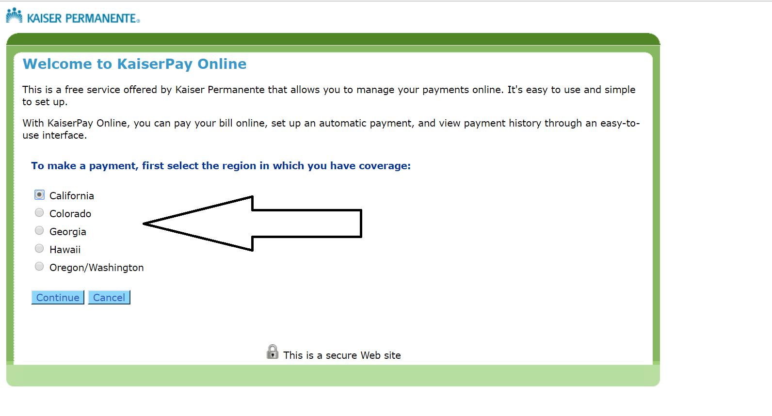 kaiser permanente online payment photo - 1