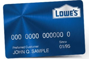 lowes credit card payment login photo - 1