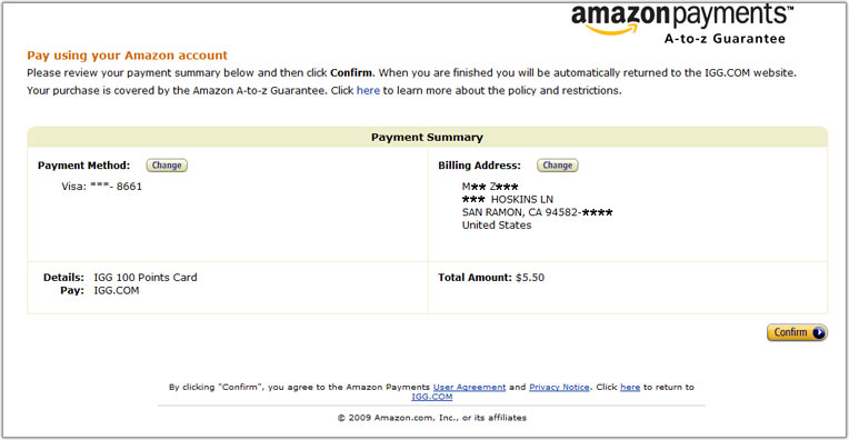 make payment on amazon card photo - 1