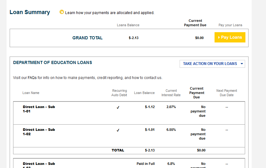 navient payment photo - 1