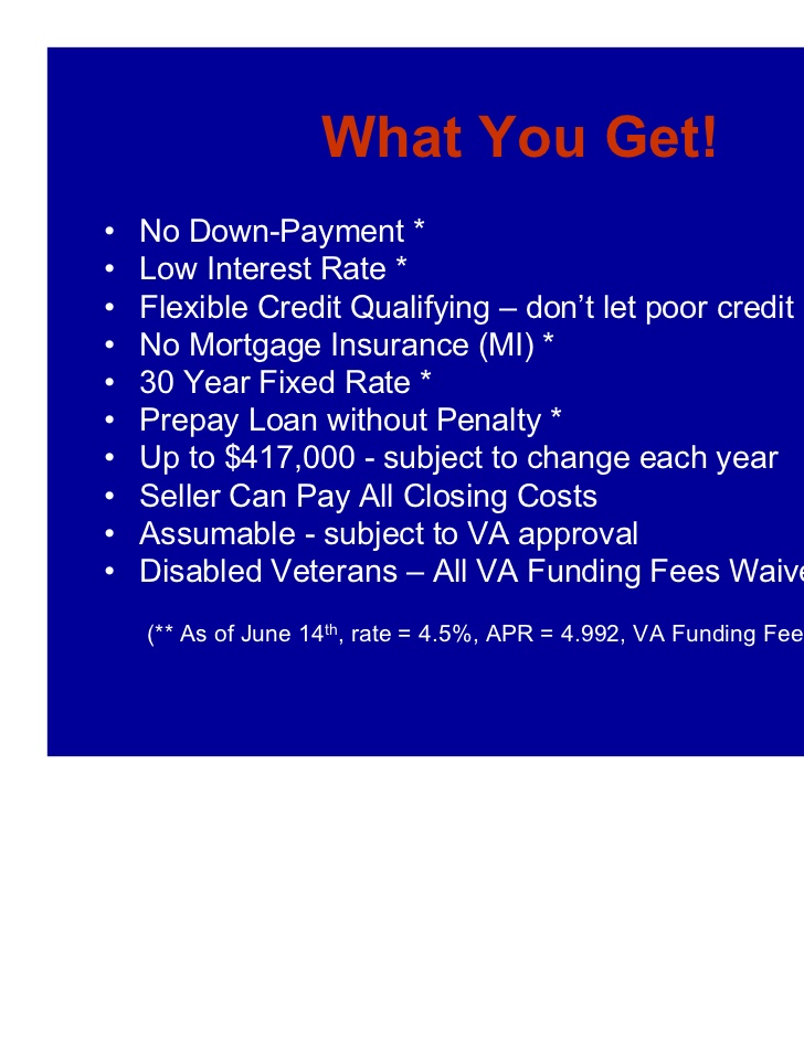 no down payment home loan photo - 1