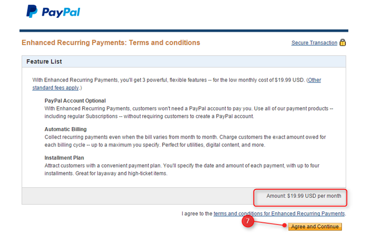 paypal payment plan photo - 1