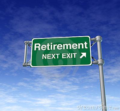 retirement payment photo - 1