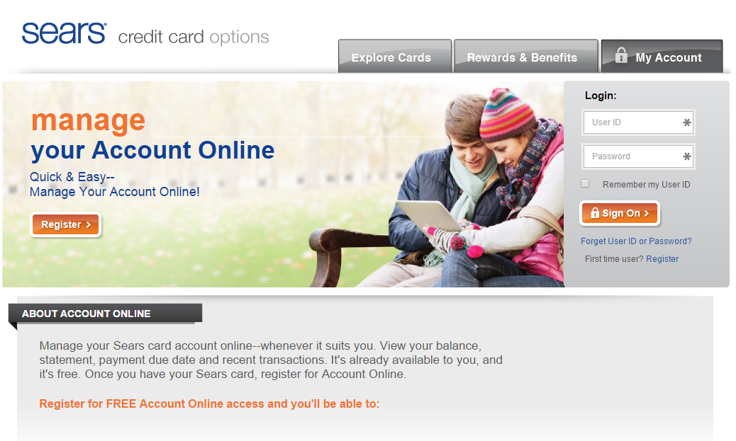 sears credit card payment phone number photo - 1