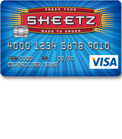 sheetz credit card payment photo - 1