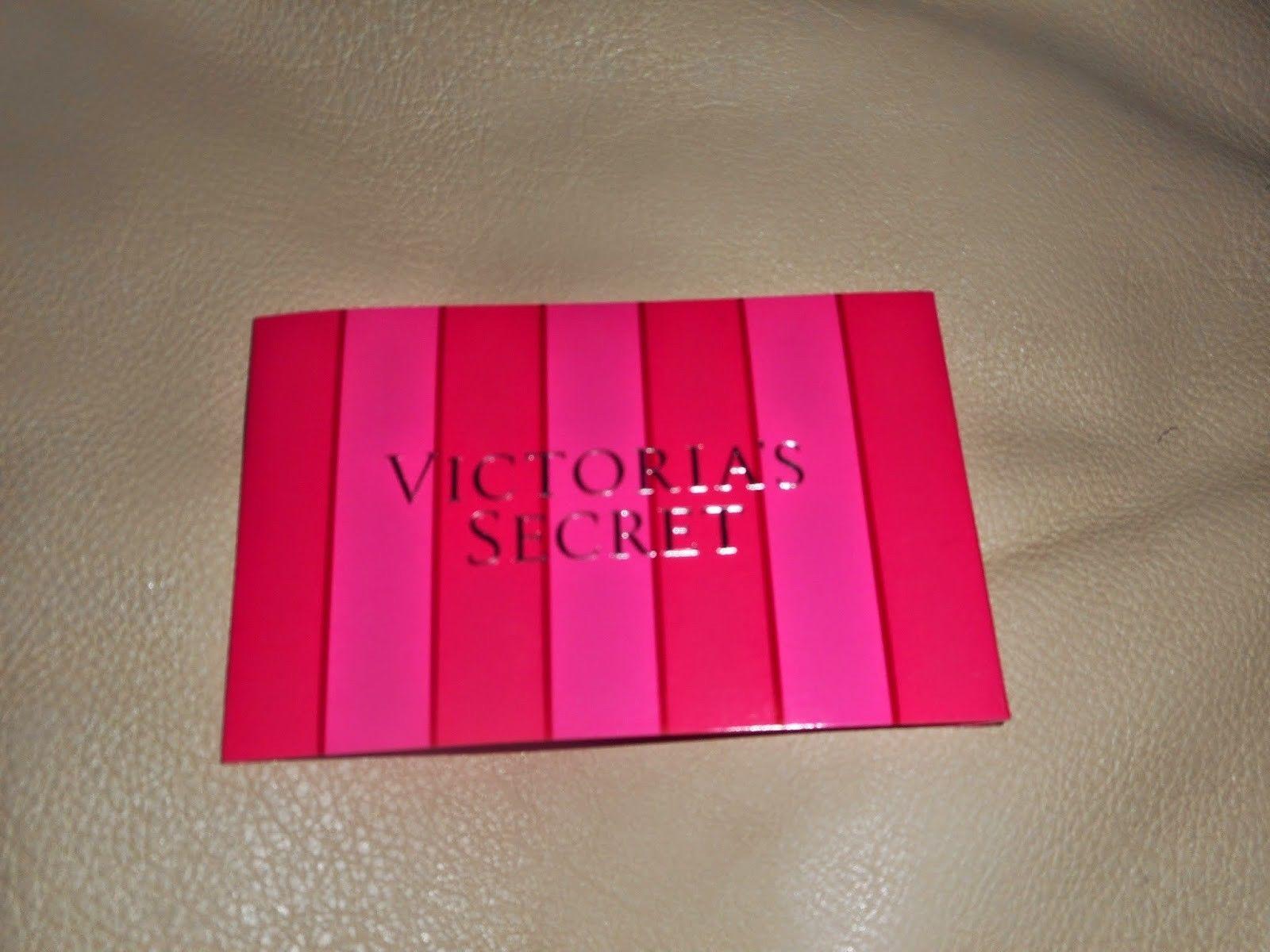 victorias secret card payment photo - 1