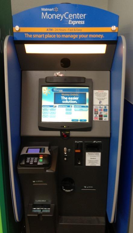 walmart payment center photo - 1