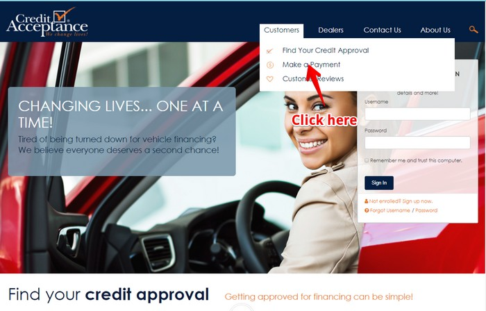 www.creditacceptance.com make a payment online photo - 1